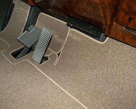Golf Cart Carpet And Rubber Mats