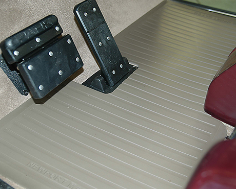 Protective Rubber Runners